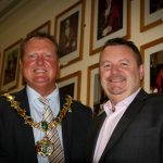 John Kenny & Mayor of Wallasey